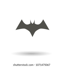 Bat Icon. batman sign