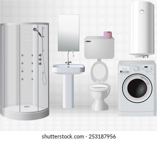 Toilet Sink Stock Images Royalty Free Images Amp Vectors