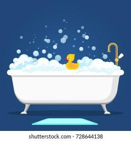 Bath Tub Images Stock Photos Vectors Shutterstock
