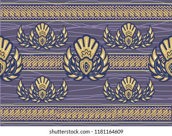 Batik Images Stock Photos Vectors Shutterstock