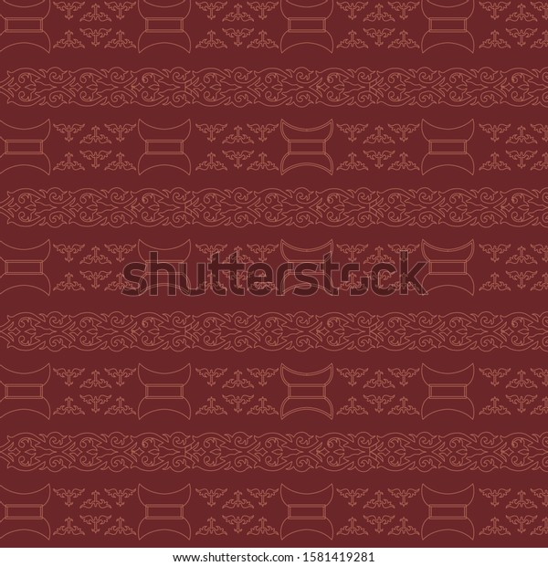 batik pintu aceh pattern traditional indonesia stock vector royalty free 1581419281 https www shutterstock com image vector batik pintu aceh pattern traditional indonesia 1581419281
