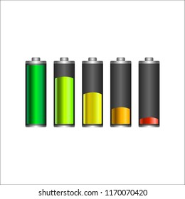 Battery charge level