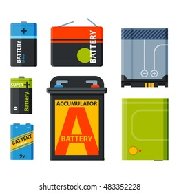 Battery electricity charge technology and alkaline battery