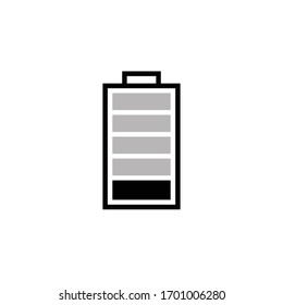 Battery Icon for Graphic Design Projects