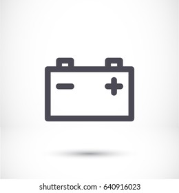 battery icon images stock photos vectors shutterstock https www shutterstock com image vector battery vector icon 640916023