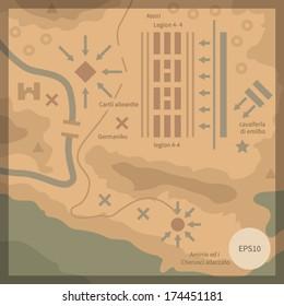 Battle Plan, background