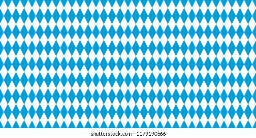 bavaria flag background blue and white  vector illustration EPS10