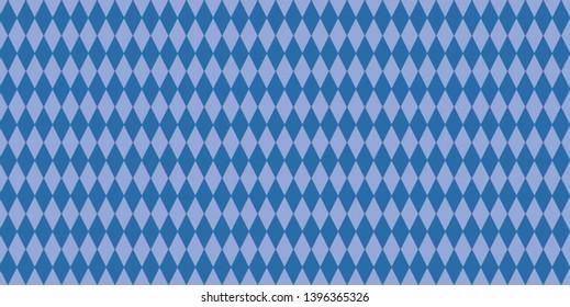 bavaria flag texture blue background vector illustration EPS10