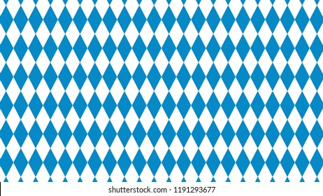 Bavarian Pattern Illustration in vector