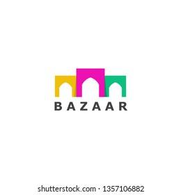 Bazaar Logo Template