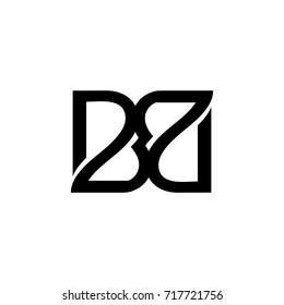 bb letter logo