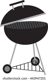 BBQ / Barbeque Black