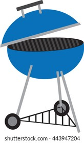 BBQ / Barbeque Blue
