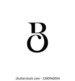 Bc vector logo. Bg letter logo.