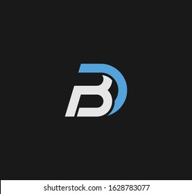BD logo and icon designs