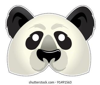 Be a Panda at a party