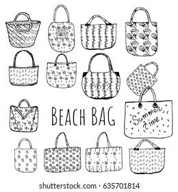 Hand Draw Handbag Images Stock Photos Vectors Shutterstock