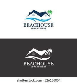 Beach Logo in Vector