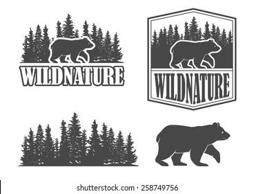 Bear emblems