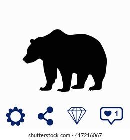 Bear icon.