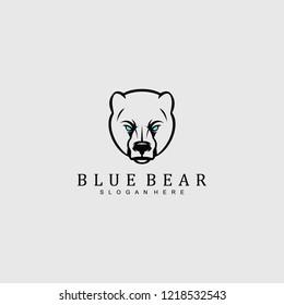 Bear Logo For business/Company