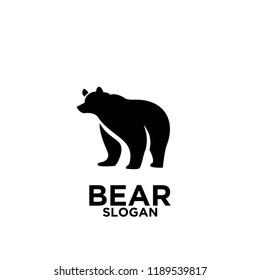 bear logo icon designs