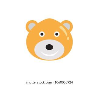 bear logo and symbols template icons app