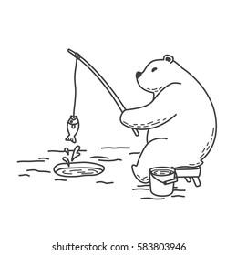 Royalty Free Fishing Cartoons Stock Images Photos Vectors