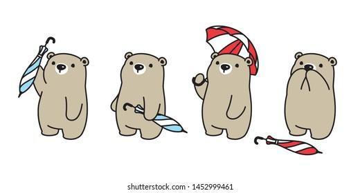Bear in Rain Images, Stock Photos & Vectors | Shutterstock