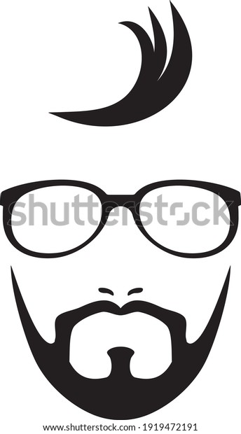 beard-glasses-icon-hipster-style-600w-19