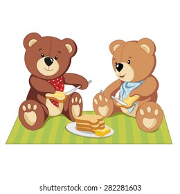 Teddy Bear Picnic Images Stock Photos Vectors Shutterstock
