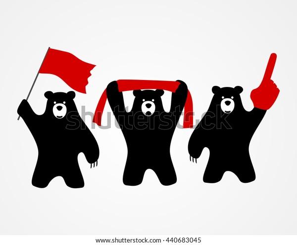 Bears sport fans