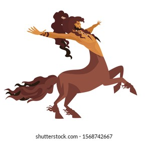 beast animal man mythology centaur