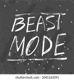 Gym Beast Images Stock Photos Vectors Shutterstock
