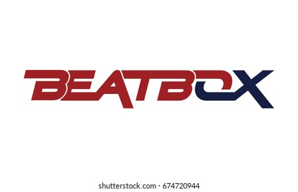 Beatbox logo vector