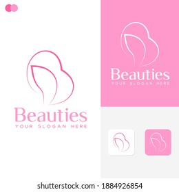 Beauties Logo Template Design Concepts