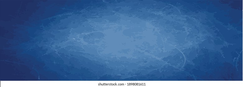 Beautiful Abstract Grunge Decorative Navy Blue Dark Stucco Wall Background . Blue color concrete background wallpaper