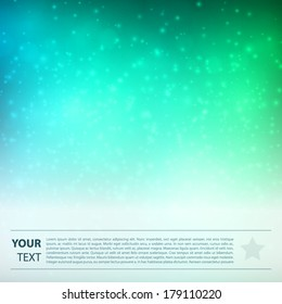 Beautiful Abstract Vector Background