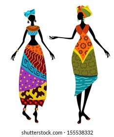 african dress images stock photos vectors shutterstock rh shutterstock com