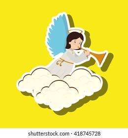 beautiful angel design