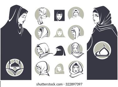 beautiful arabian girls collection