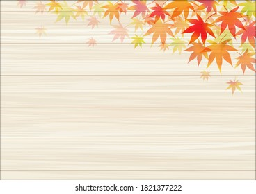 A beautiful background inspired by autumn