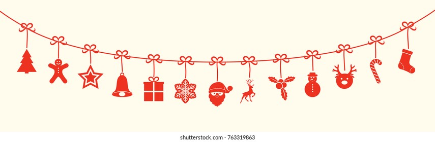 Christmas Symbols Images Stock Photos Vectors Shutterstock