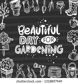 Garden Service Logo Images Stock Photos Vectors