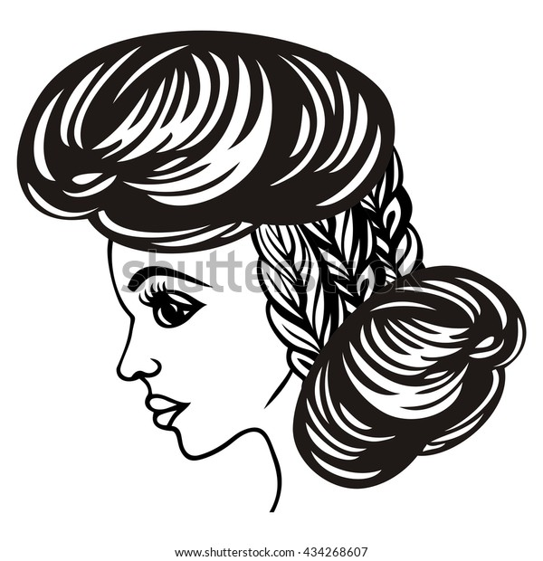 55 Hair Stylist Coloring Book Free