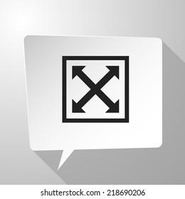 Beautiful Full Screen web icon