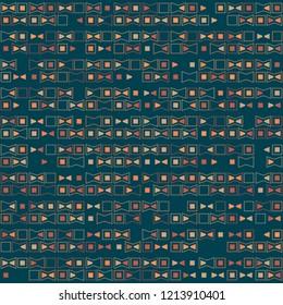 Beautiful geometric pattern design  - Shutterstock ID 1213910401
