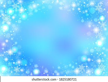 Beautiful glitter background for Christmas