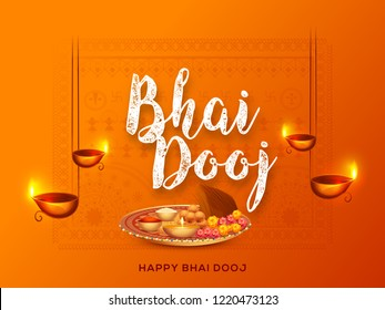 Happy Bhai Dooj 2019 - Best Desires, Quotes, Wishes Images, Messages, Facebook posts and Whatsapp status