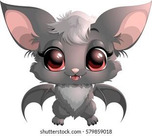 Beautiful little bat